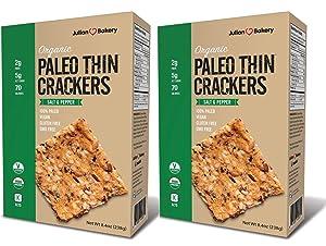 Julian Bakery Paleo Thin Crackers