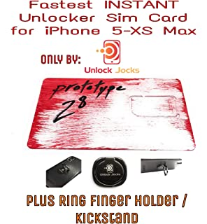Amazon com: 2018 New Ideal 4G III GPP Turbo Sim Card for iPhone Xs