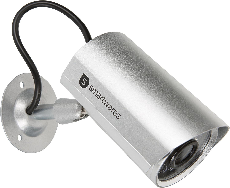 Smartwares Dummy Kamera Aus Metall Für Innen Und Außeneinsatz Cs22d Baumarkt