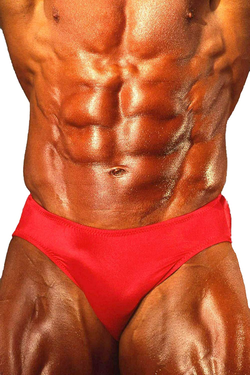 Andreas Cahling Bodybuilding Physique Classic Posing Trunks Swim Suit Briefs PS03