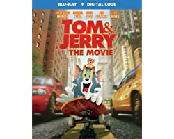 Tom and Jerry (BD + Digital)