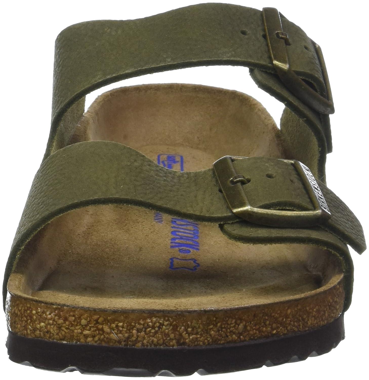 Birkenstock Women's Mules, 43 M EU|Khaki B076HTK7JS B076HTK7JS EU|Khaki d90c10