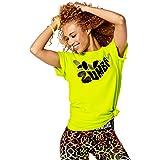 Zumba Fitness Rocks T-Shirt Femme