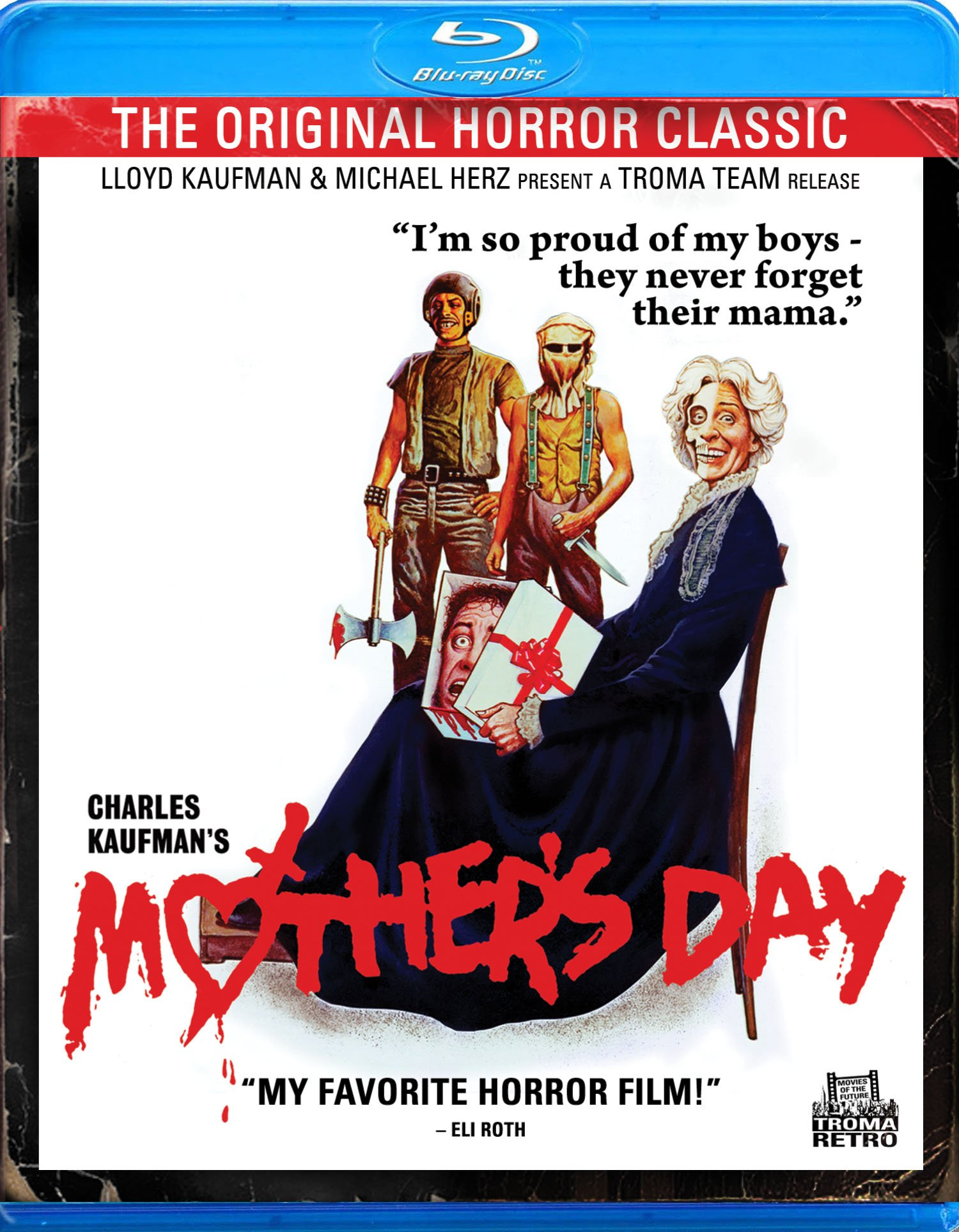 Mother's Day (1980) [Blu-ray]