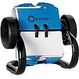 Rolodex - Tarjetero rotativo, diseño clásico, color negro
