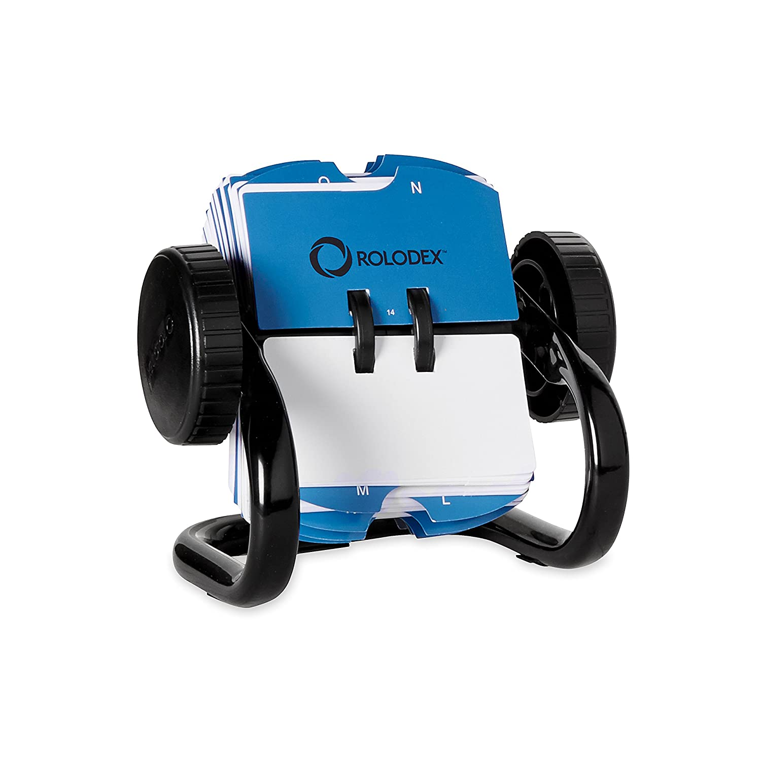 B00006IBS5 Rolodex Open Rotary Business Card File 8129Y3ZtpnL