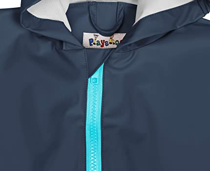 Playshoes Baby Girls Regen-Overall Rain Trousers