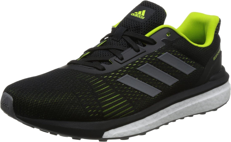 adidas Response ST Negro Fluor CG4004: Amazon.es: Zapatos y complementos