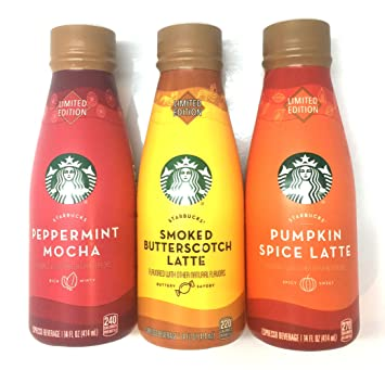329db7a9a94db1 Starbucks Limited Edition Variety Pack  Pumpkin Spiced Latte ...