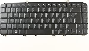 Dell OEM P465J Spanish Black Keyboard NSK-D931E Inspiron 1545 XPS M1530 M1330