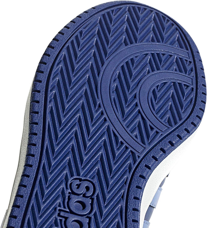 Zapatos de Baloncesto Unisex ni/ños adidas Hoops Mid 2.0