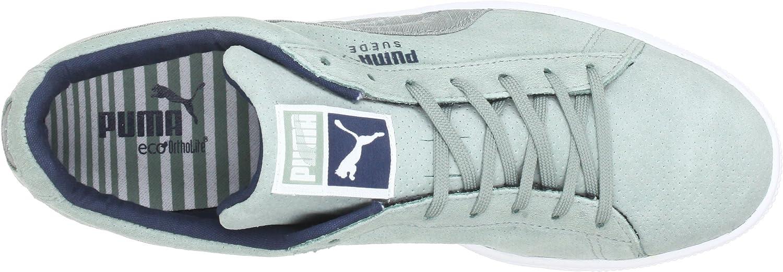 PUMA Suede Classic SMR, Basket Homme Gris Grau (Jadeite