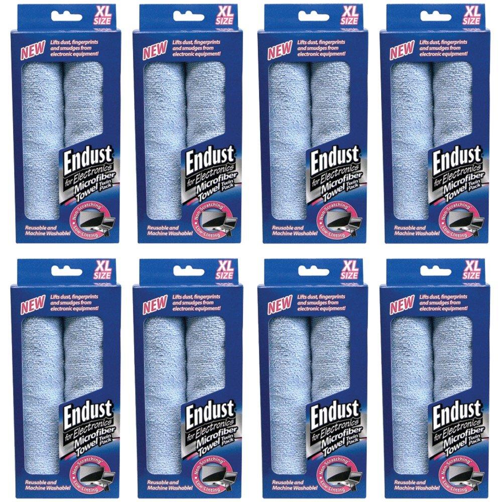 Endust 11421 Microfiber Towels, 4 Pk electronic consumer