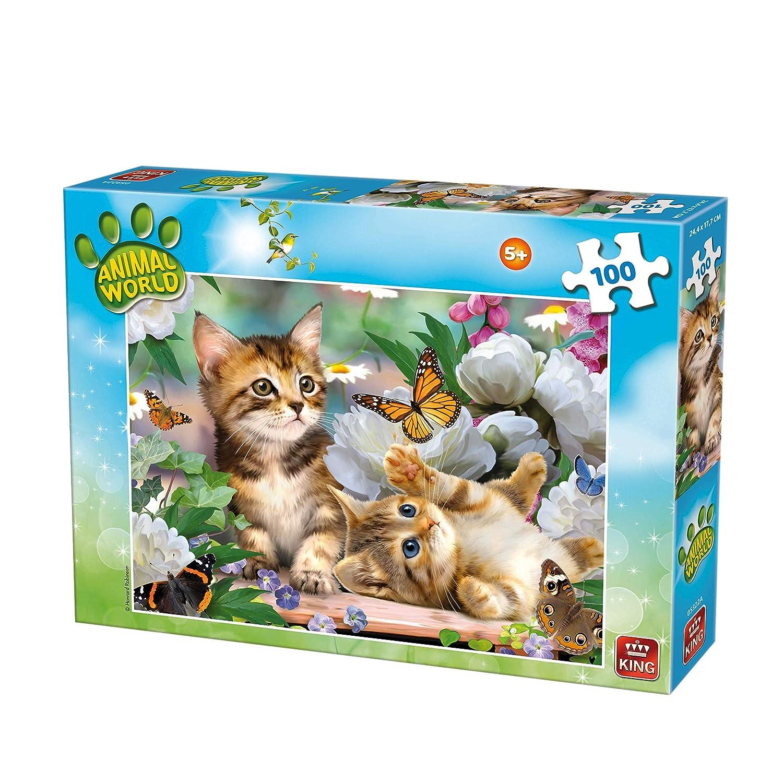 King Animal World 2 - Rompecabezas (Puzzle Rompecabezas, Fauna ...