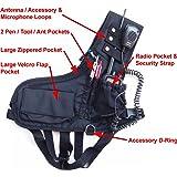 Amazon.com: PMI Radio Chest harness - black: GPS & Navigation