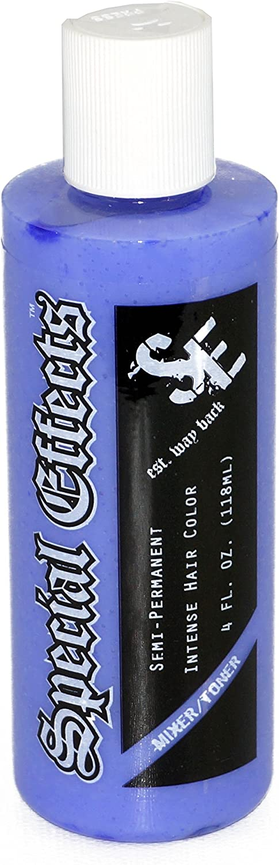 Special Effects SFX Color de cabello tinte de pelo de tóner mezclador 4 onzas mezclador de tóner