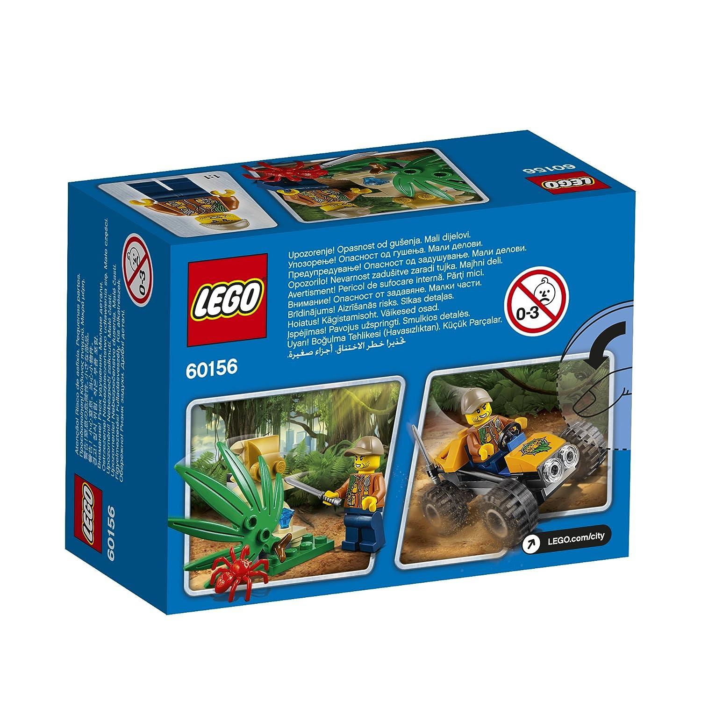 Amazon LEGO LEGO City jungle buggy Health & Personal Care
