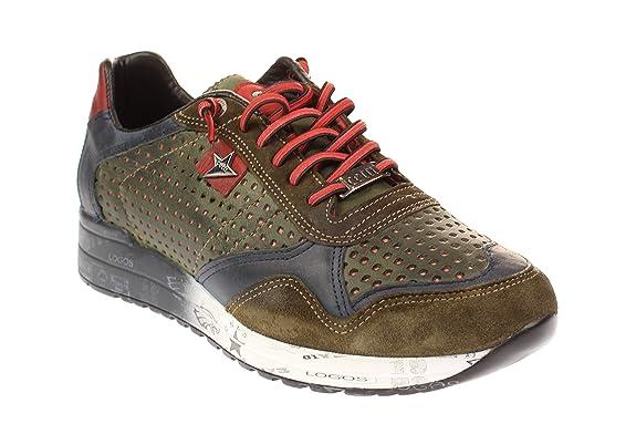 Cetti C848 - Herren Schuhe Sneaker - ante-kaki