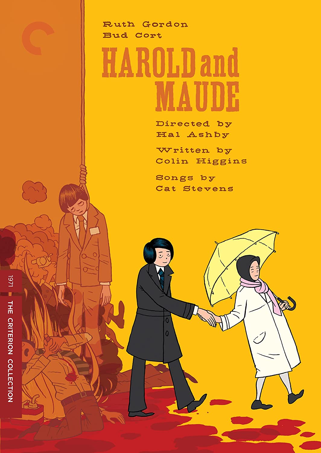Image result for harold and maude criterion poster