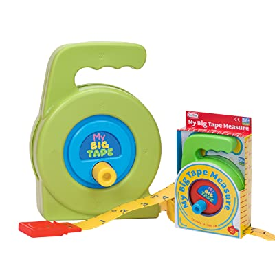 Fun Time 55875 Tape Measure: Toys & Games