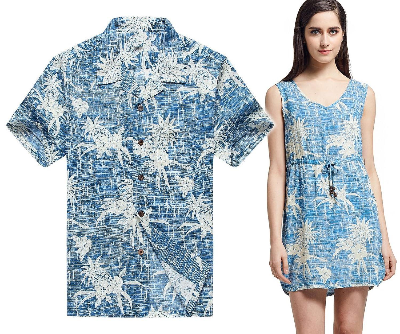 Hawaii Hangover Couple Matching Hawaiian Luau Outfit Aloha Shirt ...