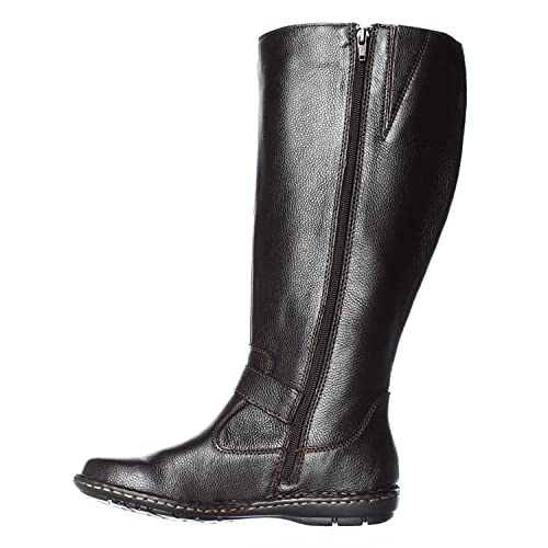 11b8faf7b2d B.O.C. Born Concept Women's Faye Boot, Dark Brown, Size 6.5: Amazon ...