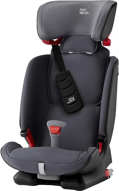 Britax Römer Silla de coche 15 meses - 12 años, 9 - 36 kg ...