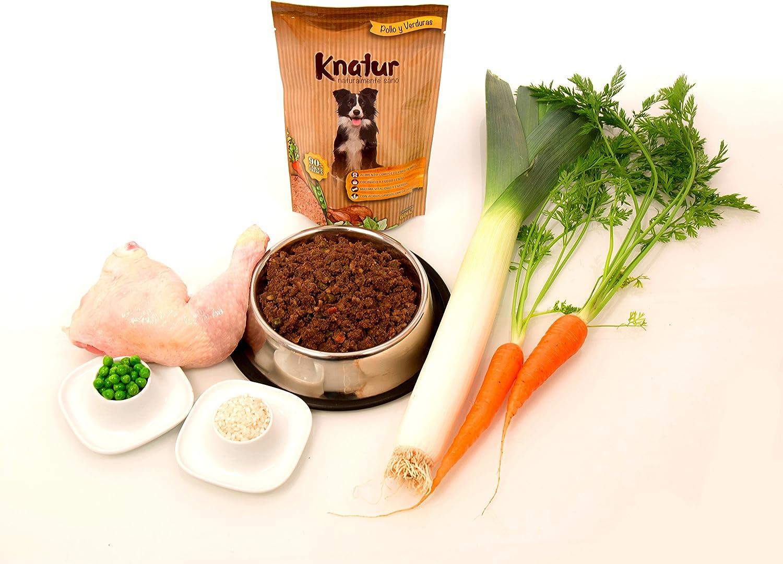 Knatur Pollo Caja 12 Unidades: Amazon.es: Productos para mascotas