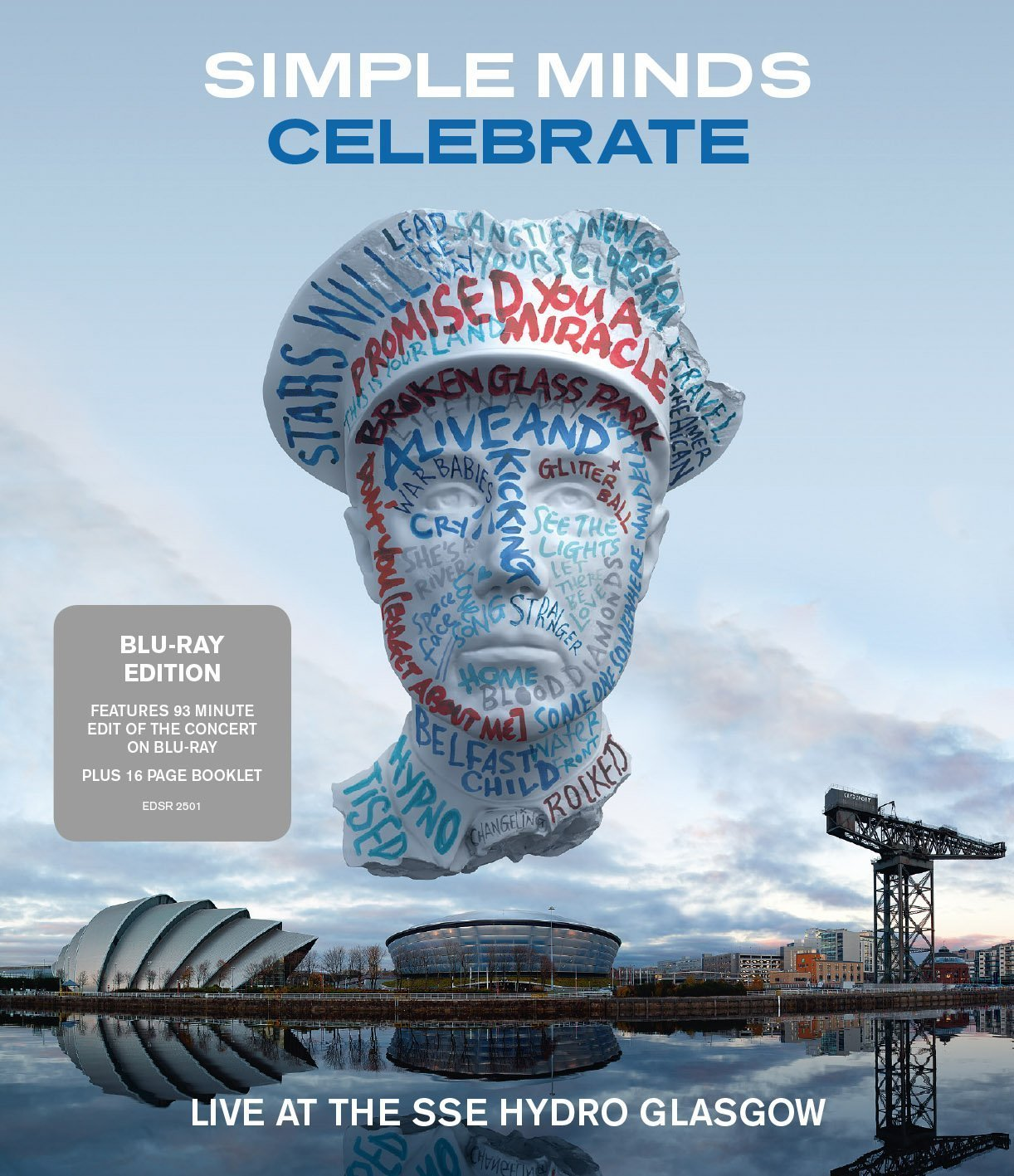 Celebrate-Live At The Sse Hydro Glasgow (Blu-Ray: Amazon.de: Simple ...