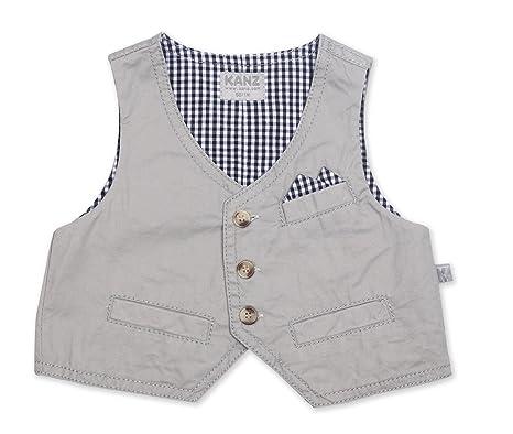 Kanz jungen baby anzug dreiteiler