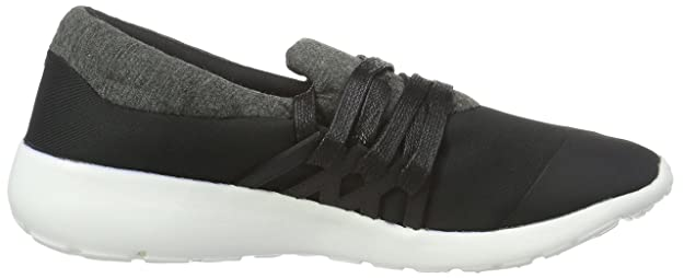 Womens Neoprene Sock Sneaker 32-48948 Trainers Bianco