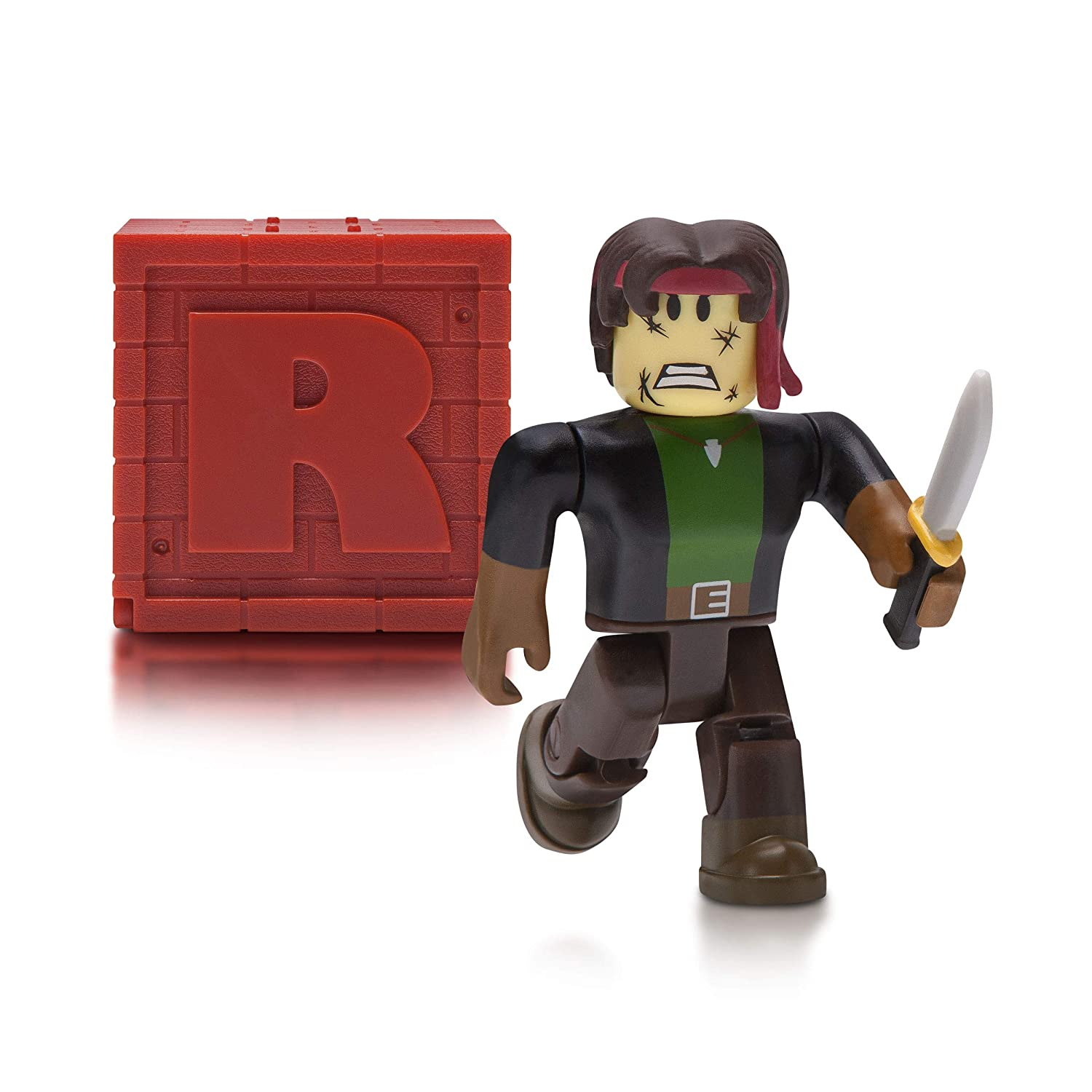Roblox Mystery Figures Serie 4 - toy knife roblox