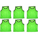 BlueDot Trading Youth Scrimmage Training Vests, Multiple Colors and Quantities