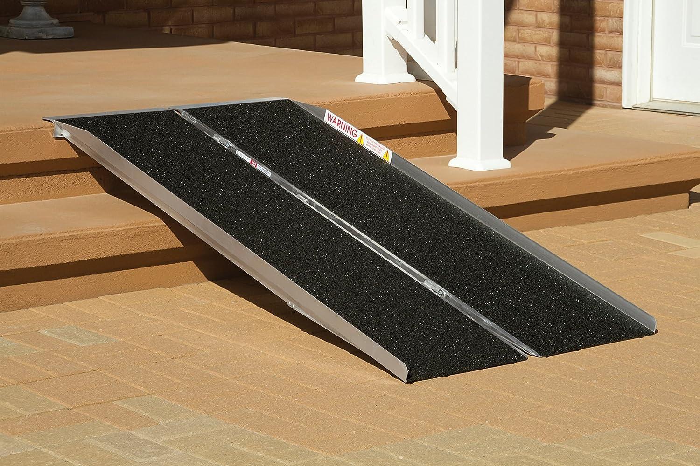 amazon com prairie view industries sfw330 portable singlefold ramp