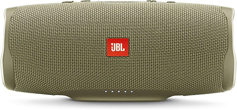 Amazon Com Jbl Charge 4 Waterproof Portable Bluetooth Speaker Sand Electronics