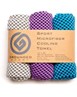 Grounded Sport Cooling Towel (packaged as...