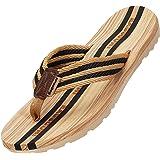 Men's Women's Flip Flops Casual Comfort Thong Sandals Non-Slip Slippers for Beach