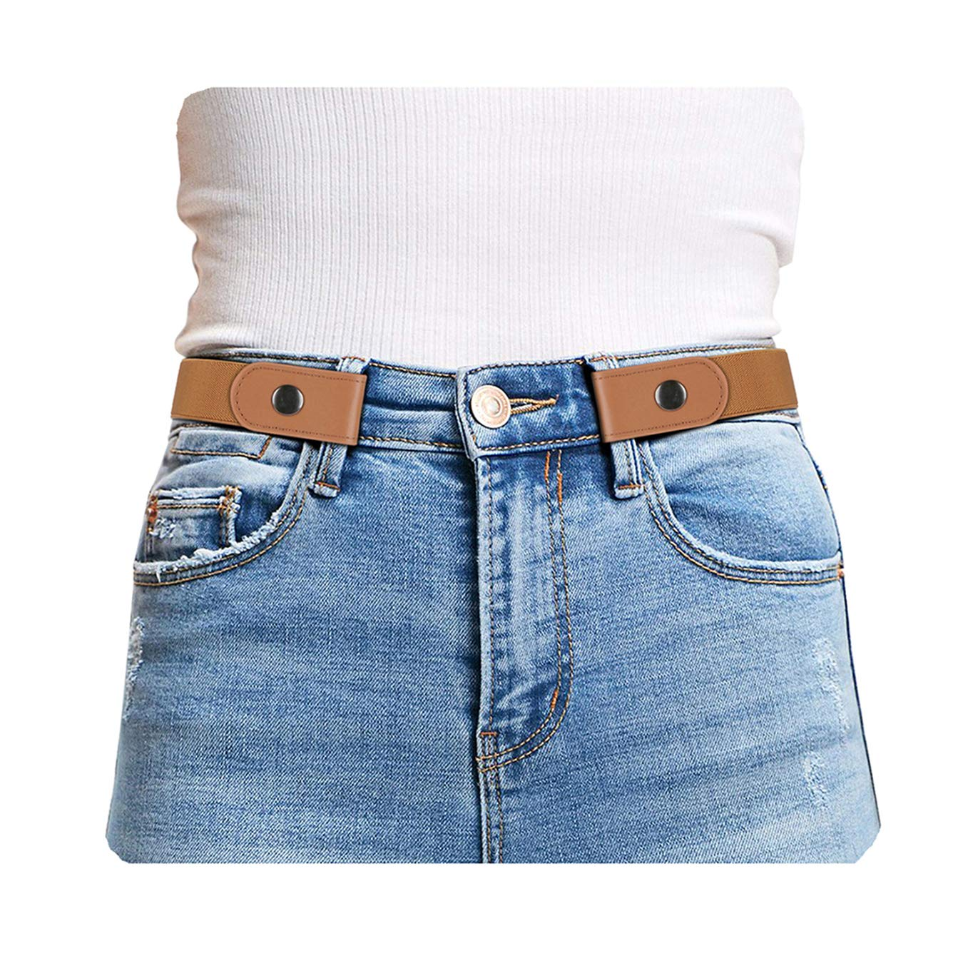 Buckle Comfortable Elastic...