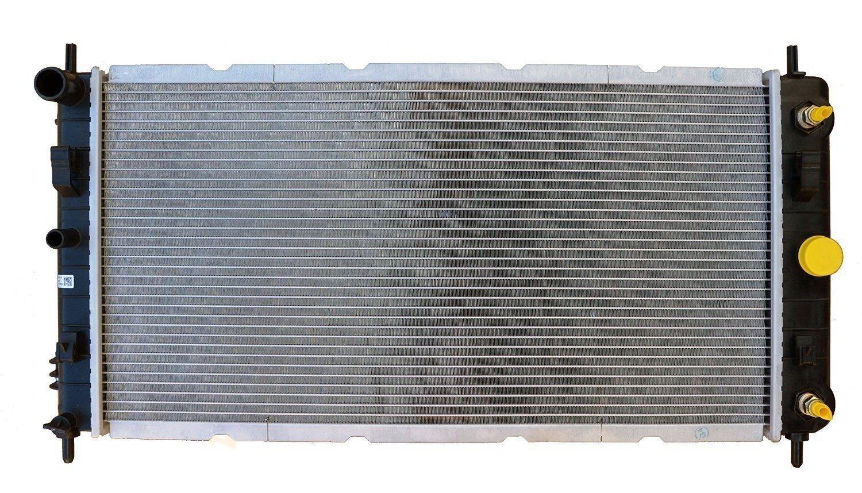 Klimoto Brand New Radiator For Chevy Malibu Pontiac G6 Saturn Aura 3.5 3.9 V6 Lifetime Waranty