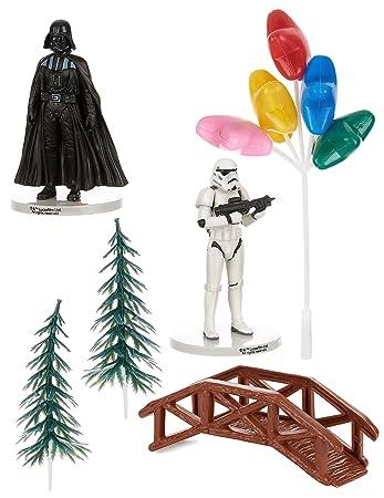 Kuchen-Deko Set Star Wars: Amazon.de: Spielzeug