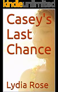 Caseys Last Chance The Jersey Girls Book 5