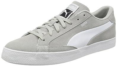 271f012a2391 Puma Match Vulc 2, Sneakers Basses Mixte Adulte, Gris (Gray Violet White 03