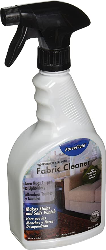 Amazon Com Forcefield Fabric Cleaner Remove Protect And