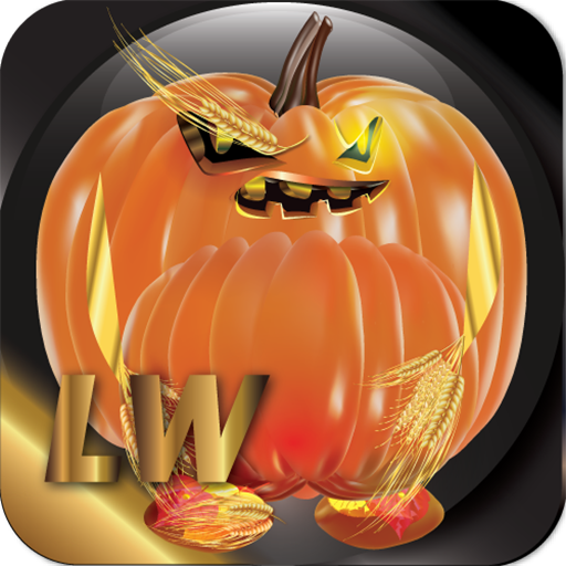 Happy Halloween Wallpaper Hd (Pumpkin LW HD+ Halloween Live)