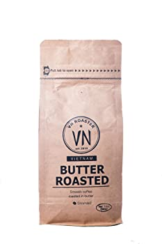 VN Roaster Butter Roasted Coffee Vietnamese Coffee Brand