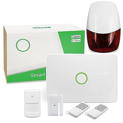 BEAT Ease S1 868 MHz Radio de sistemas de alarma GSM casa ...