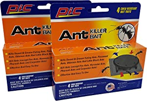 THE UM24 8 pc Home Ant Killer Bait Traps Pest Control