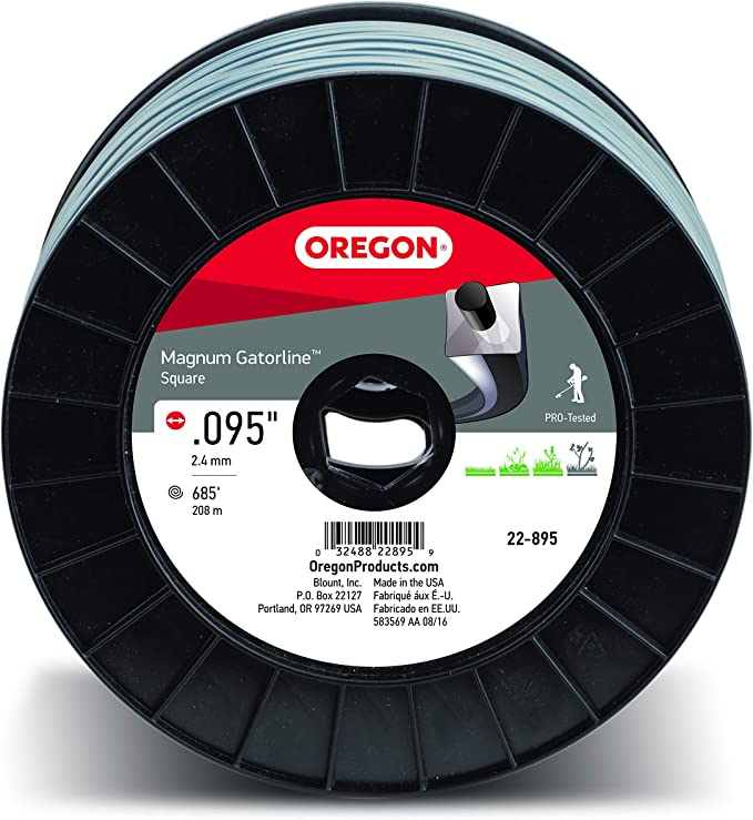 Weed Eater Round Trimmer Line .095 Custom Cut Lengths