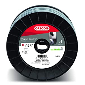 Oregon Magnum Gatorline Square Trimmer Line