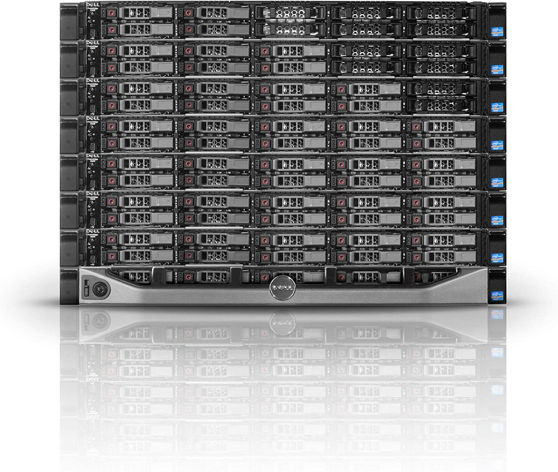 Dell PowerEdge R620 10Bay Server   2X E5-2670 16 Cores   32GB   H710   4X 600GB 10K (Renewed)